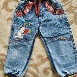 Детские джинсы на 3 года
