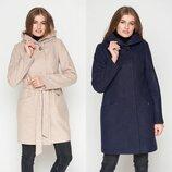 Пальто зимнее шерстяное Belanti 186, р 40-54