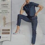 Стильный комбинезон лиоцелл джинс Up 2Fashion Германия, р. 40 евро
