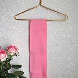 Розовый шарфик на девочку