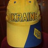 Бейсболка новая Украина, р.50-56