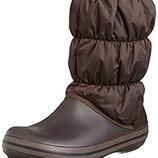 Сrocs Winter puff boot W6 крокс сапоги