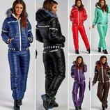 Зимний костюм женский лыжный Много моделей 42-58 р