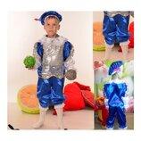 Новогодний костюм Принц на возраст от 4 до 8 лет.