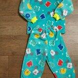 Пижама махровая