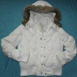 короткий Next пуховик зенский Зимняя дутая куртка стеганая теплая