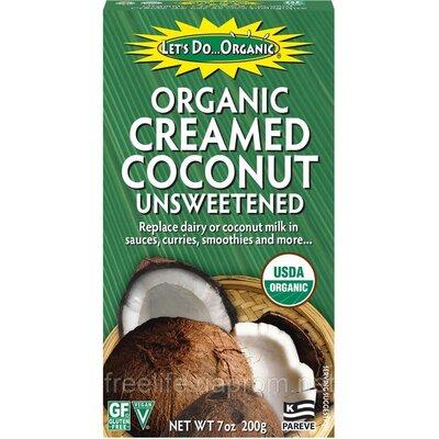 Продано: EdwardSons, Lets Do Organic, Кокосовая манна,несладкая.200 г.