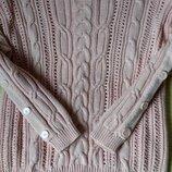 Свитер Marks & Spencer бледно розовый
