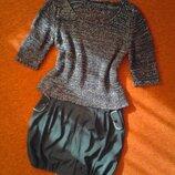 свитерок и юбка 46-48-50