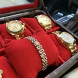 Браслет Rolex Bracelet Jubilee Rose Gold