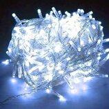 Гирлянда светодиодная LED 200 белая