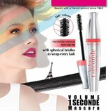 Тушь Bourjois Volume 1 Seconde Mascara пушистая