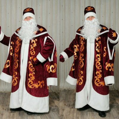 Святой Николай Карнавальный костюм, Карнавальный костюм Святого Николая