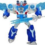 Transformers Роботы под прикрытием Заряженный Оптимус Прайм B7066 RID Power Surge Optimus Prime