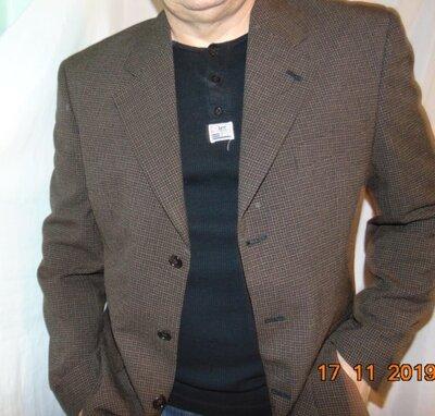 Стильний фирменний нарядний деловаой пиджак бренд Winford.л-хл.52 .