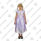 Маскарадный костюм софия прекрасная размер 4-6 7-10лет