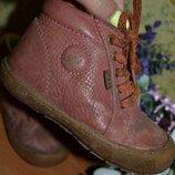Деми ботинки 25 р, демисезонные утепленные ботинки, детские деми ботинки, демисезонная детская обувь