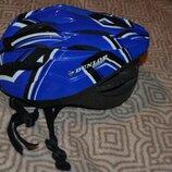 Шлем велосипедный Dunlop, размер 54-60см.