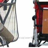 Сетка для коляски, для игрушек, мелочей разных, распродажа