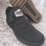 Мужские зимние ботинки, сапожки, 43р. - 28 см.