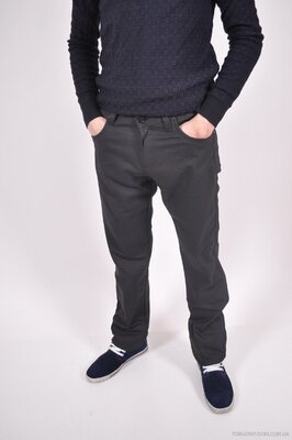 Черные джинсы брюки штаны мужские LE GUTTI Турция