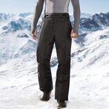 Лыжные штаны crivit, черные, 56 размер