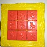 McDonalds Игрушка Хеппи мил макдональдс коллекционная фигурка игра пазл человечек