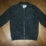 Деми куртка Ребел на 9-10 лет, рост до 140 см