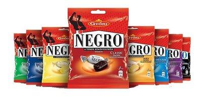 Легендарные лечебные Конфеты 79g. Negro в ассортименте Венгрия