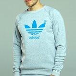 Костюм зимний мужской Adidas 4 Серый