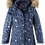 Зимняя куртка Reima Silda размер от 92 до 140