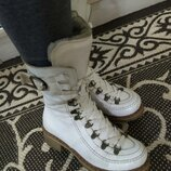 Зимние турецкие ботинки размер 36-37 в хорошем состоянии.