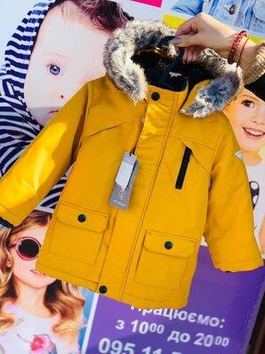 Куртка парка примарк на мальчика, куртка примарк зима Primark