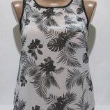 F&F Шифоновый топ блуза