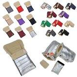 Меховой конверт For kids Мини с муфтой-рукавицами в коляску или санки