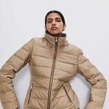 Теплая зимняя куртка пуховик Zara зара/оригинал