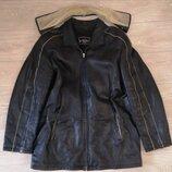 Куртка мужская . Натуральная кожа. 52-54