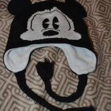 Шапка Micky Mouse Disney 3-6 лет ог 52-58