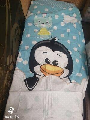 Продано: Детское постельное белье Турция