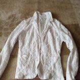 Пиджак ажурный