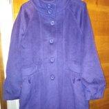 Красивое деми пальто 48-50