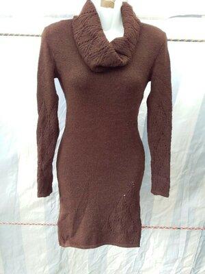 Вязаные женские платья