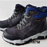 Зимние ботиночки для мальчика евро-зима