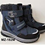 Термо ботиночки для мальчика