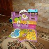 Дом для маленких игрушечних кукол бу
