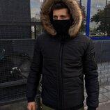Зимняя куртка LC - Pilot Цвет черный