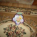 Набір печаток та блокнот Disney з феєю