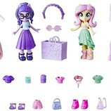 My Little Pony Мода Твайлайт Спаркл и Флаттершай E4273 Twilight sparkle Fluttershy fashion squad Min