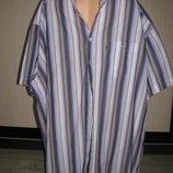 Очень большая мужская рубашка ширина 90 см 6XL