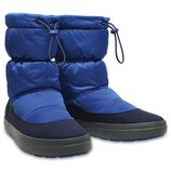 Сапоги зимние снегоходы Крокс Women´s LodgePoint Pull-on Snow Boot